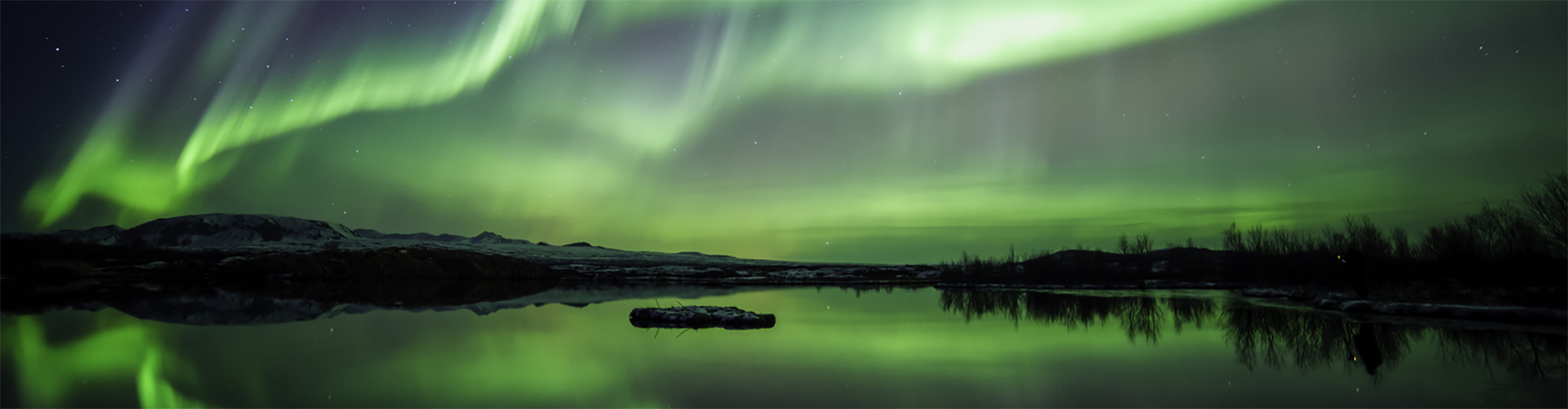 Land Of The Northen Lights